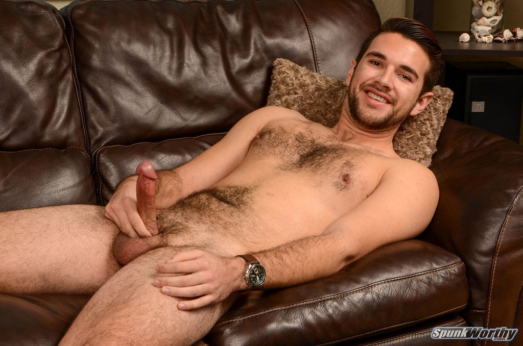 Hairy Guy Derek Jerks off 12