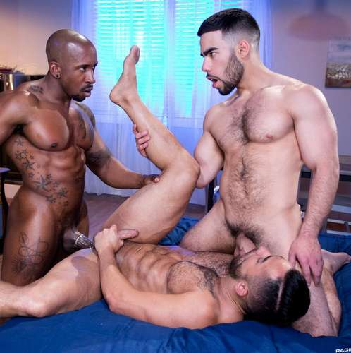 max konnor and papi suave fuck bruno bernal