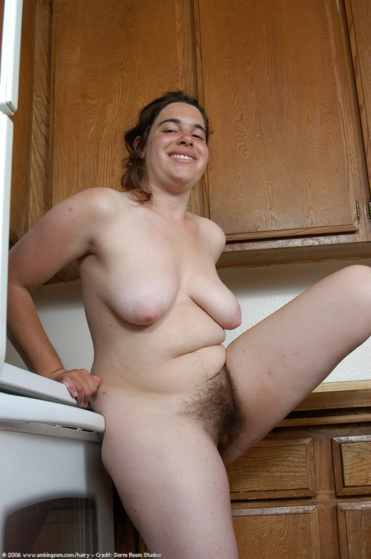 Fat hairy women