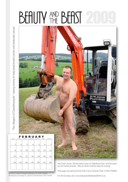 Dylan Jones - Mr February