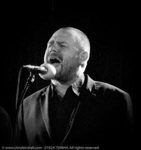 Andrew Kettle - shares lead vocals with sister-in-law Virginia