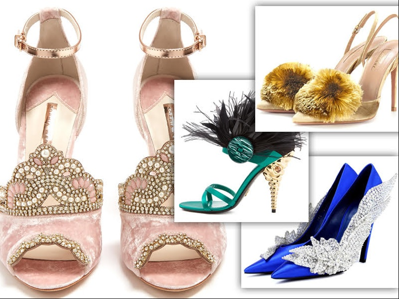 DECADENT SHOES