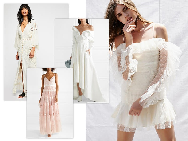 WEDDING DRESSES FOR THE MODERN BRIDE