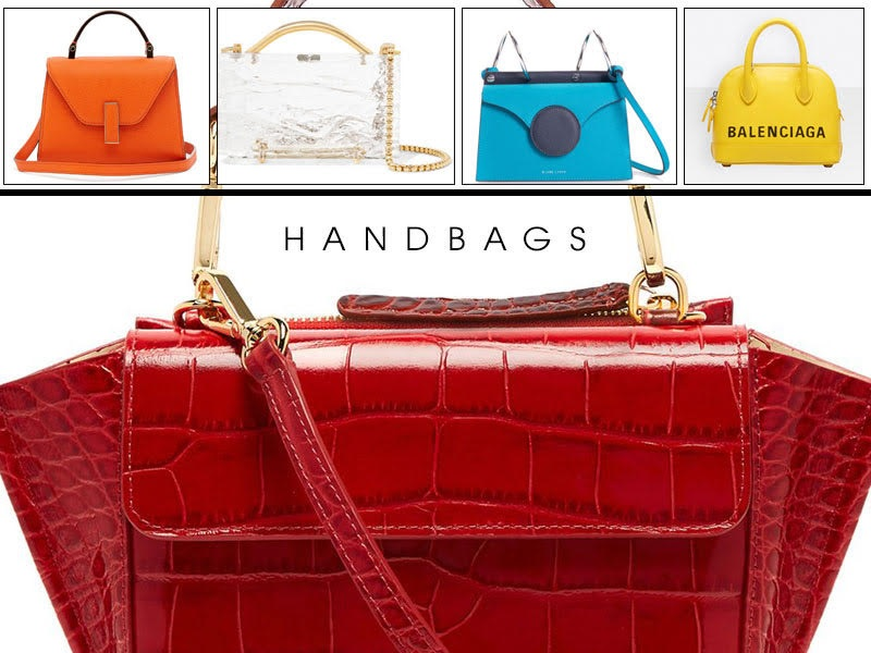NEW SHAPE OF HANDBAGS