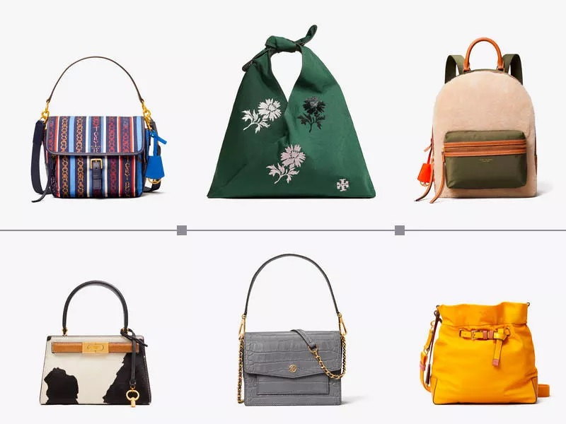 BAGS BY TORY BURCH