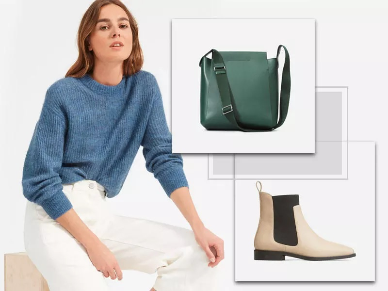 FALL ESSENTIALS FROM EVERLANE