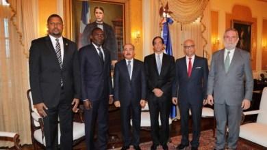 Rencontre secrète de parlementaires haïtiens avec le président dominicain