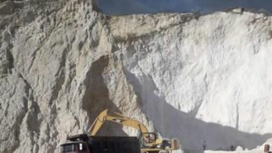 Des exploiteurs des carrières de sable défient le MDE1