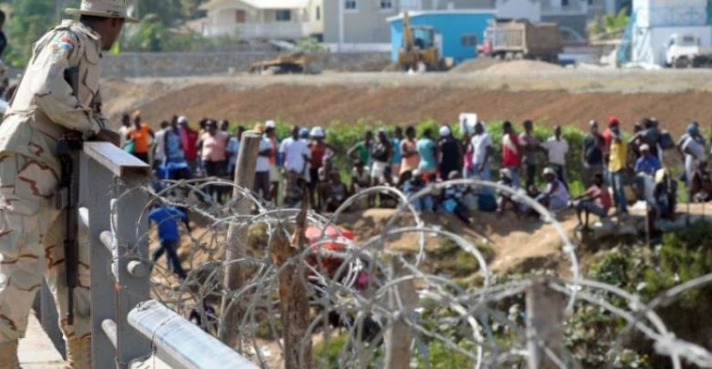 Frontière Haitiano Dominicaine Photo Listin Diario