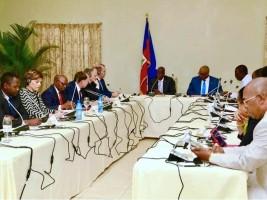fmi haiti