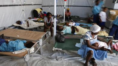 Le choléra fait 6 morts et plusieurs victimes à Boucan Bois Pin. Photo RFI