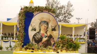 Célébration des 75 ans de consécration d'Haïti à Notre Dame du Perpétuel Secours 1