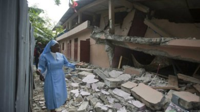 Haiti Earthquake Affects Artibonite and Northwest Departments