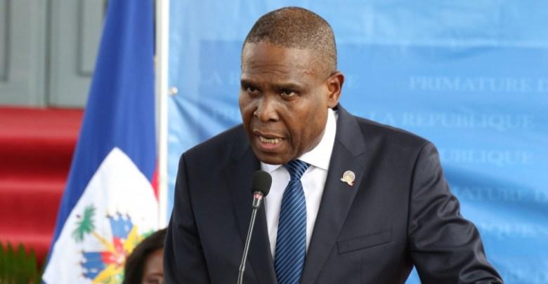 Jean Henry Céant Premier ministre haïtien