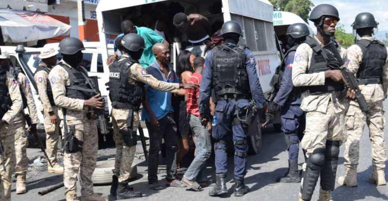 Village de Dieu est sous le contrôle de la Police