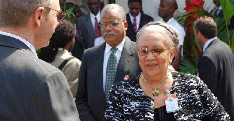 Mort de Marie Michelle Rey ex Ministre des Affaires Etrangères