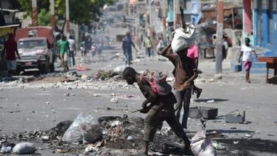 Foto Hector Retamal AFP Getty Images haiti crisis pobrea protestas
