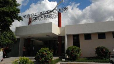 Hospital Universitaire de la Paix Delmas