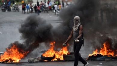 Le pays est plongé dans une crise socio politique profonde qui a jeté dans la rue les plus mécontents. AFP