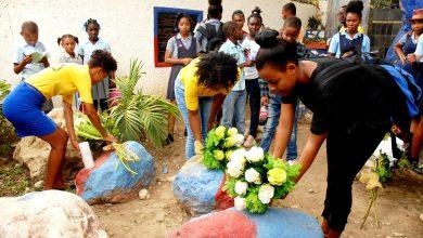 La population de Cazale se souvient du massacre de mars 1969