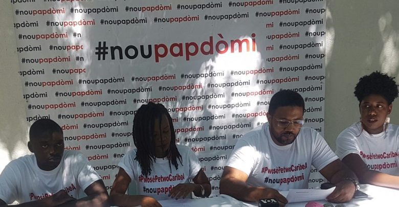 Noupapdòmi « Ils manigancent tout pour éliminer le dossier PetroCaribe dans le débat politique »
