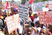 h4 haiti may day port au prince minimum wage president moise
