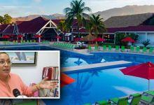 Raina Forbin tourisme credit The Haiti Sentinel