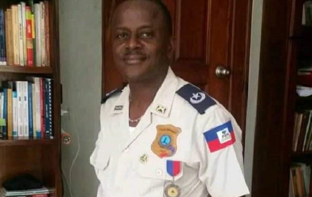 Michaël Lucius ancien patron de la DCPJ tué par balle