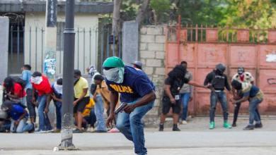 z policia haiti