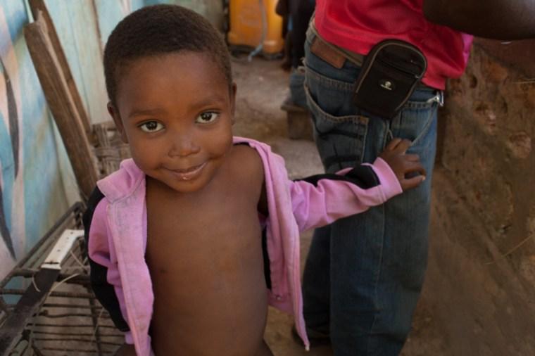 Bois Joile, Haiti. [photo by Brooke Irvine]