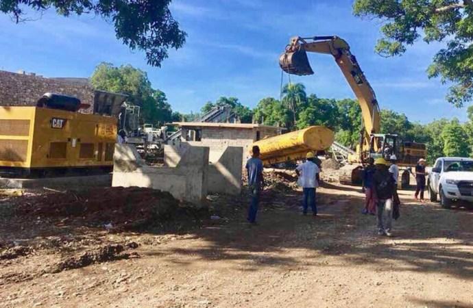HAÏTI-POLITIQUE: Le Président Jovenel Moïse supervise des travaux dans le Grand Nord