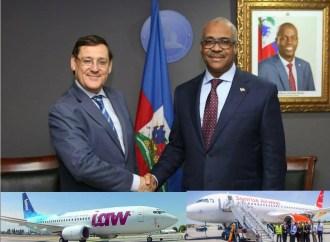 LAW et Sunrise ont repris leur vol sur Haïti