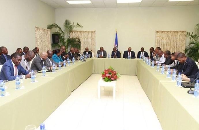 Haïti-Politique: Armée, états-généraux sectoriels, les trois pouvoirs ouvrent le débat
