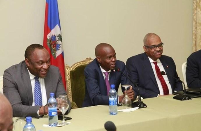 Haïti-Sécurité: Remobilisation de l'armée, les trois pouvoirs s'entretiennent