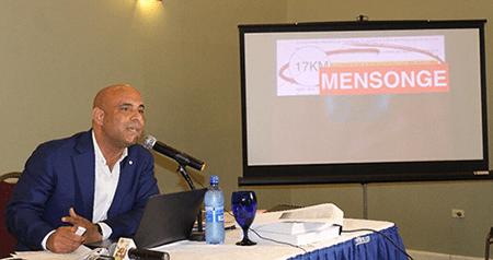Haïti-PetroCaribe: »le Rapport-Beauplan est le plus grand mensonge du siècle», dixit Laurent Lamothe
