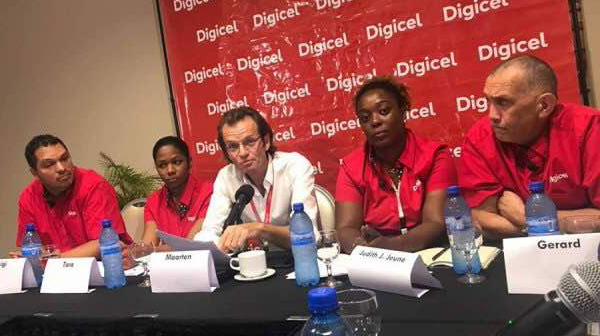 Haïti-Télécommunications : Accusation tous azimuts, la Digicel tente de redorer son blason