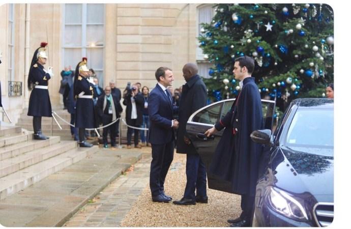 Coopération : Jovenel Moïse et Emmanuel Macron s'entretiennent