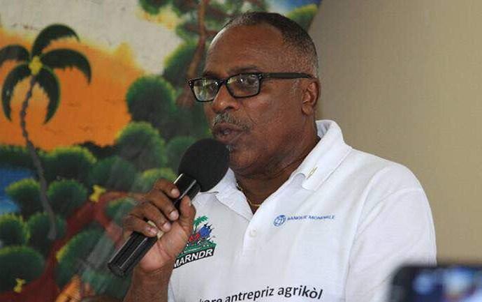 Haïti-Agriculture : L 'Etat haïtien soutient les producteurs Ruraux du Sud