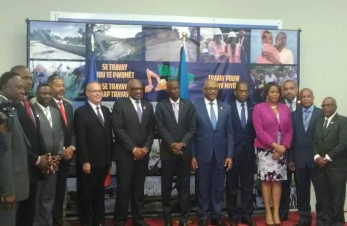 Haïti et les Bahamas déterminés à renforcer leur coopération bilatérale