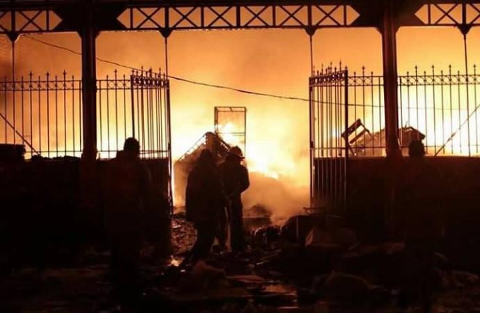 """Enquête du BSESP: l""""incendie du Marché Hyppolite serait d'origine criminelle"""