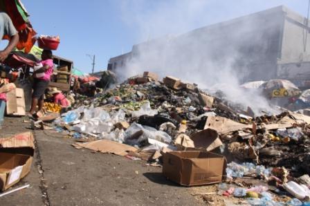 L'arrêté Communal sur la gestion des déchets à Port-au-prince rentre en application