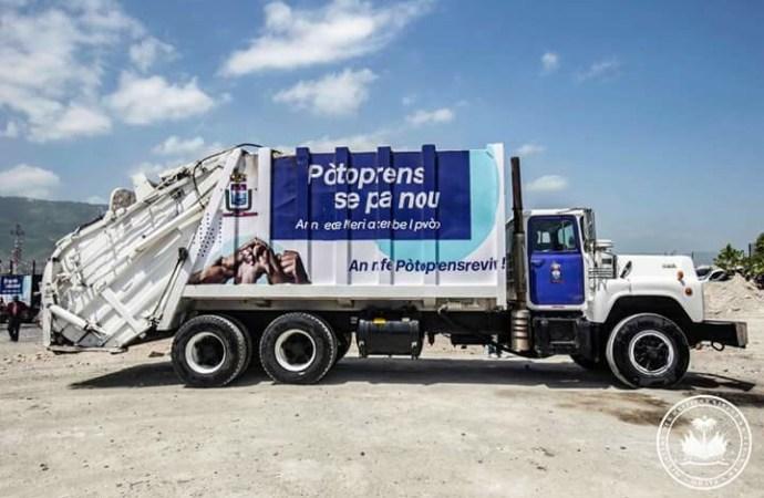 Coopération décentralisée : la ville de Miami octroie un lot d'équipements à la commune de Port-au-Prince