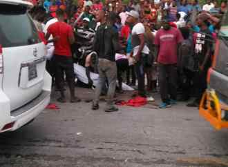 Une douzaine de morts dans un accident à Luly