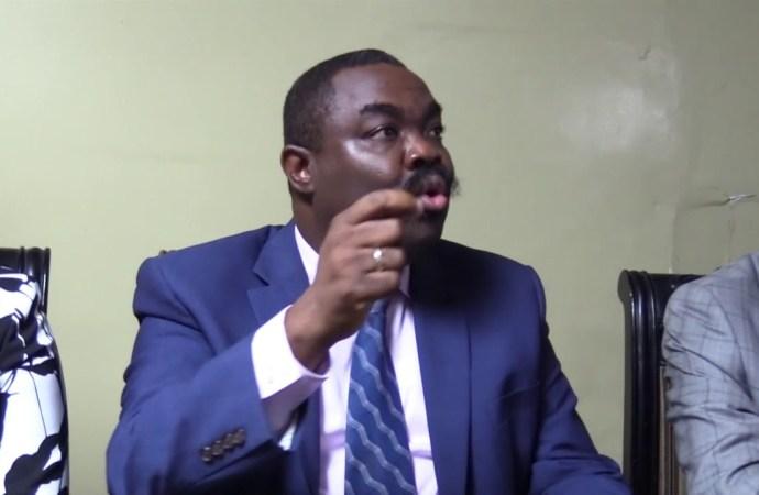 Nouveau scandale à l'ONA, un avocat fait la leçon à Chesnel Pierre