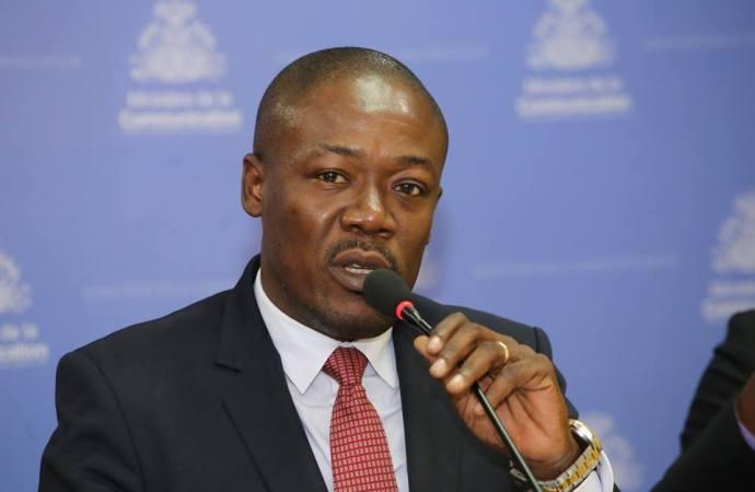 »Il n'y a pas eu d'attaque contre le président au Pont-rouge», selon Eddy Jackson Alexis