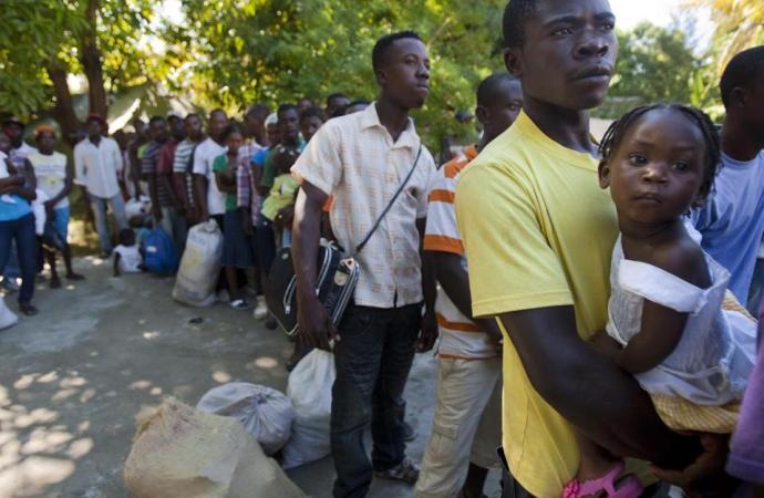 Déportation-Rép. Dom :4000 enfants haïtiens  sont séparés de leur famille durant ces 3 dernières années