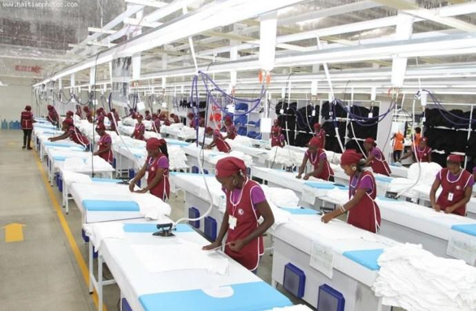 Salaire minimum: 420 gourdes pour les ouvriers de la sous-traitance