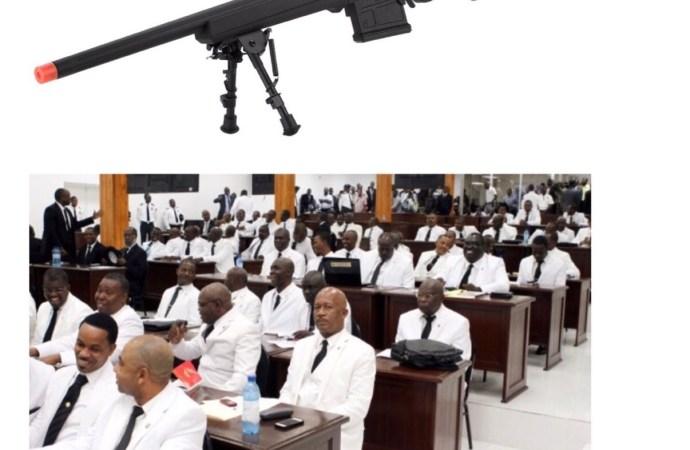 L' insécurité à La Saline frappe à la porte du Parlement