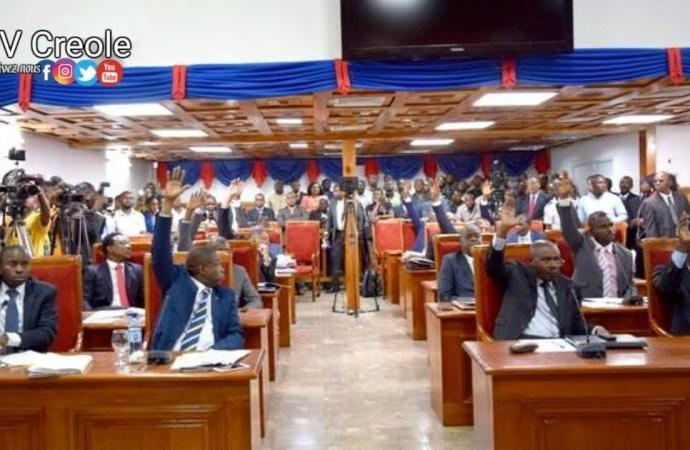 Le Sénat de la République place son mot face à la terreur imposée par l'opposition