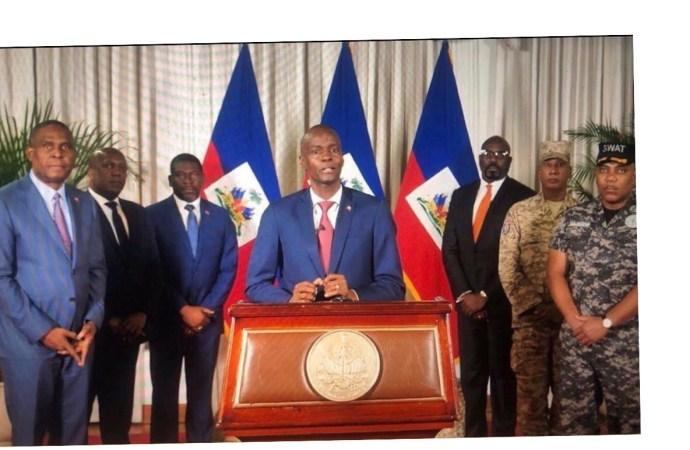 Haïti-Crise : Jovenel Moïse sort de son silence et met Jean Henry Céant face à ses responsabilités